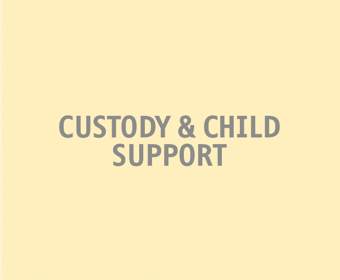 custody child